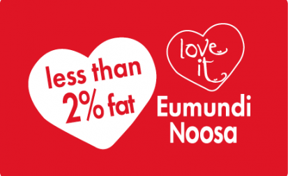 Love It Eumundi Noosa Logo Red Reduced Fat