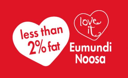 Love It Eumundi Noosa Logo Red Reduced Fat