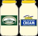 cream-bottles